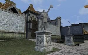 Statue für Farmacist, Hibernias Gewinner für KDR