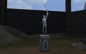 Statue für Lankhia, Midgards Gewinner Top RPs