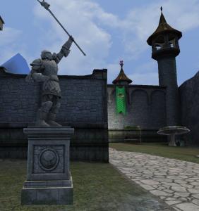 Für die Gewinner des Turniers der Könige wird eine Statue zu ihren Ehren in der Hauptstadt ihres Reiches erbaut!